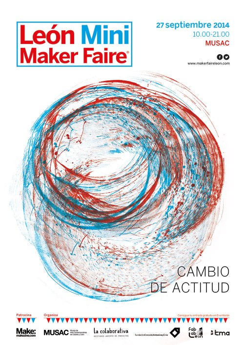 Mini Maker Faire Leon 2014